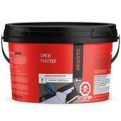 Ciment plastique Ultra pour toutes surfaces, 4 kg, noir