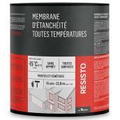 Membrane d'étanchéité Resisto(MD) Soprema, 6