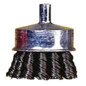 WIRE END BRUSH 1X1/4