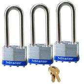 Keyed Padlocks - 1 3/4