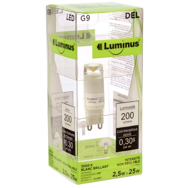 Ampoule DEL 2,5 W