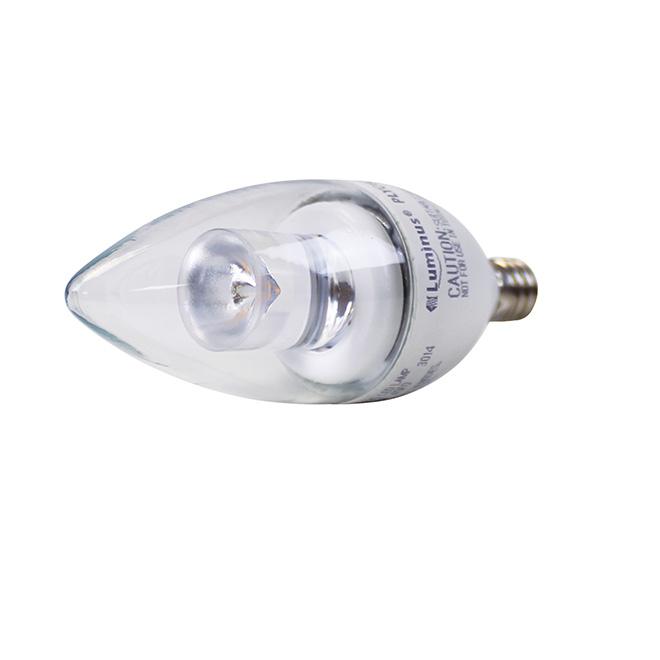 Ampoule DEL à intensité réglable, 5,5W