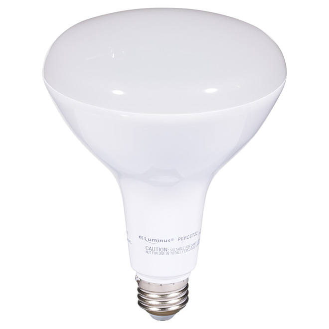 17W LED Dimmable BR40 Bulb - Warm White