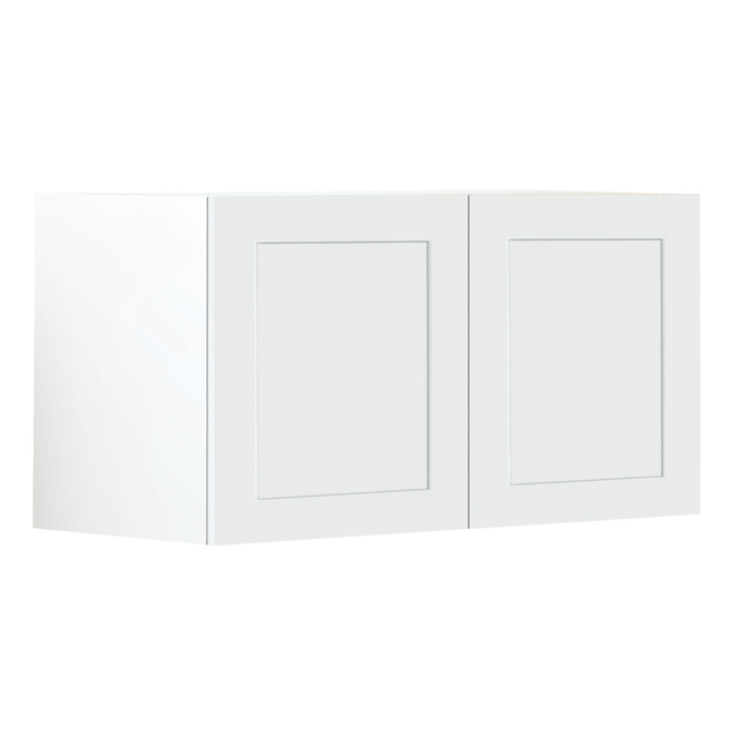 Ebsu San Diego 2-Door Kitchen Cabinet - White TLHTP30-BLSD