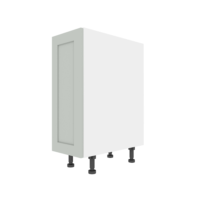 "Eklipse Base Cabinet - Angelite - 12"" x 34 3/4"""