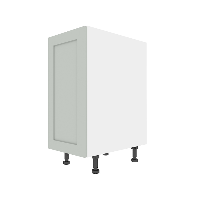"Base Cabinet - Eklipse Collection - Angelite - 15 1/8"" x 34 3/4"""