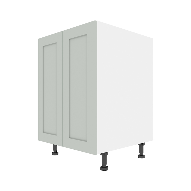 "Eklipse Base Cabinet - Angelite - 23 15/16"" x 34 3/4"""