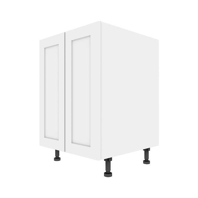 "Base Cabinet - Eklipse Collection - Perle - 23 15/16"" x 34 3/4"""