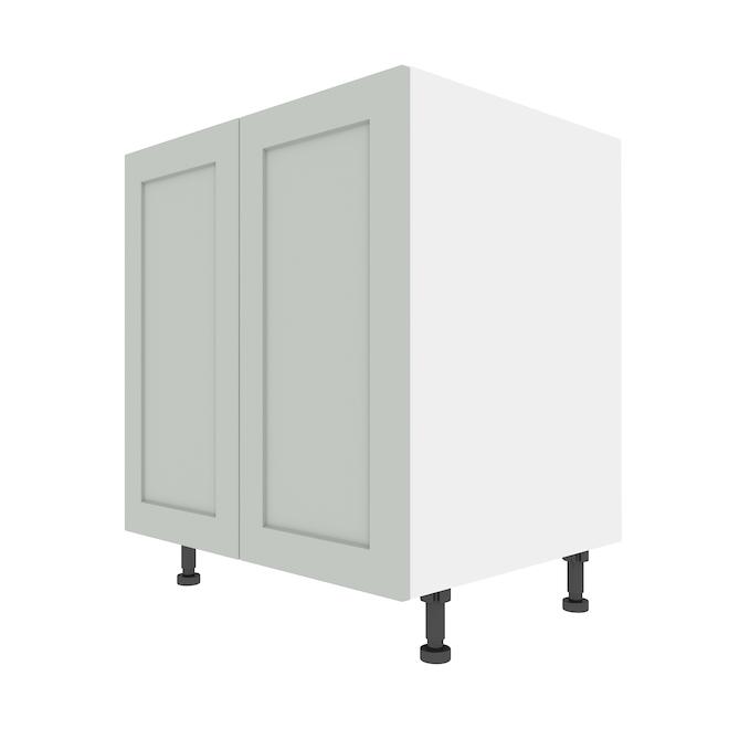 """Eklipse Base Cabinet - Angelite - 30 1/4"""" x 34 3/4"""""""
