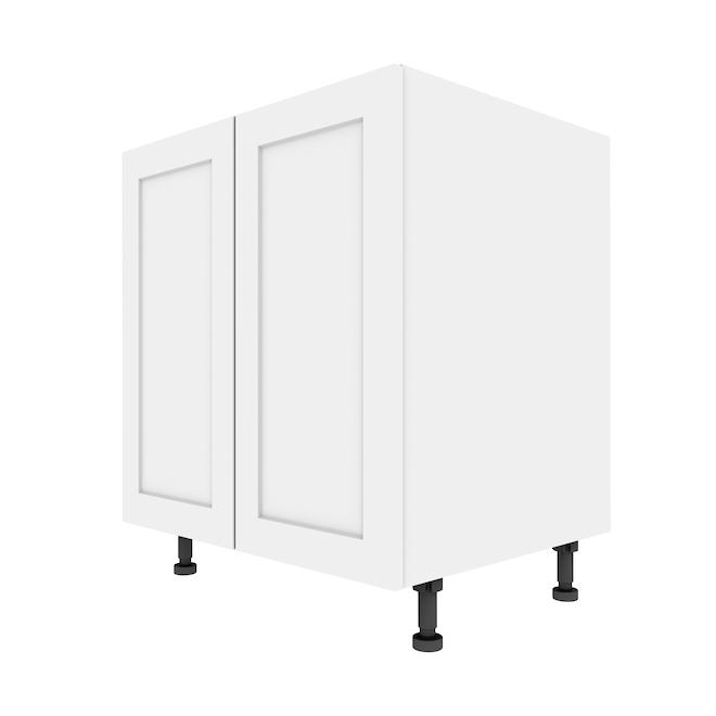 "Base Cabinet - 30 1/4"" x 34 3/4"" - Perle"