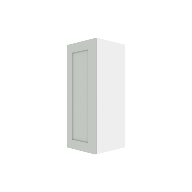 "Wall Cabinet - Eklipse Collection - Angelite - 12"" x 30 1/4"""