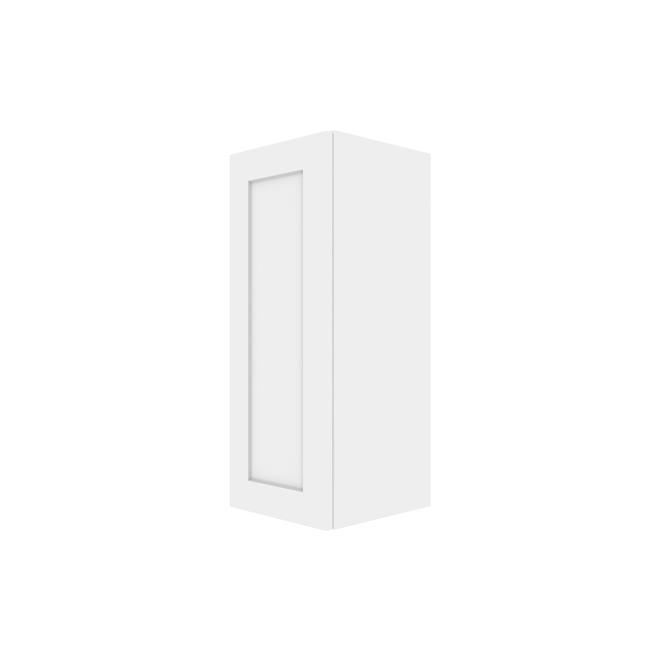 "Eklipse Wall Cabinet - Perle - 12"" x 30 1/4"""
