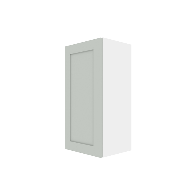 """Wall Cabinet - Eklipse Collection - Angelite - 15 1/8"""" x 30 1/4"""""""