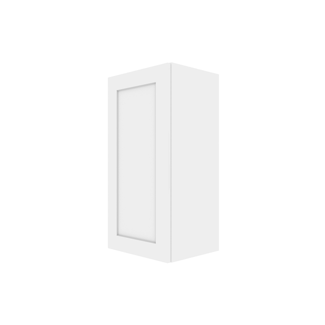 """Wall Cabinet - Eklipse Collection - Perle - 15 1/8"""" x 30 1/4"""""""