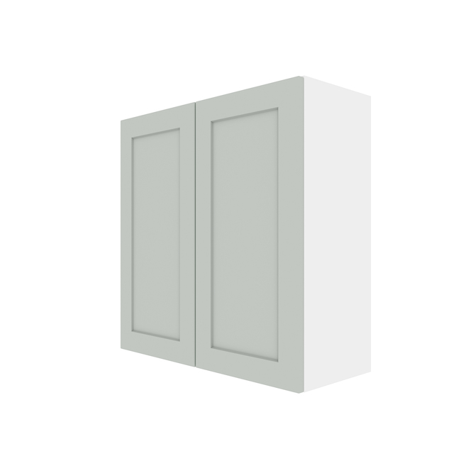 "Wall Cabinet - Eklipse Collection - Angelite - 30 1/4"" x 30 1/4"""
