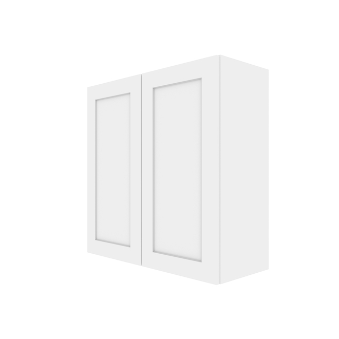 """Wall Cabinet - 30 1/4"""" x 30 1/4"""" - Perle"""