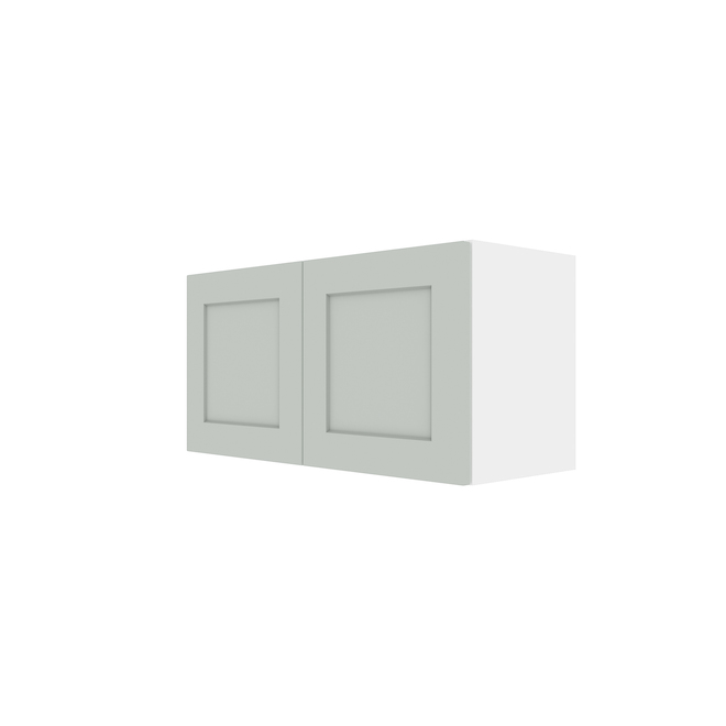 "Wall Cabinet - Eklipse Collection - Angelite - 30 1/4"" x 15 1/8"""