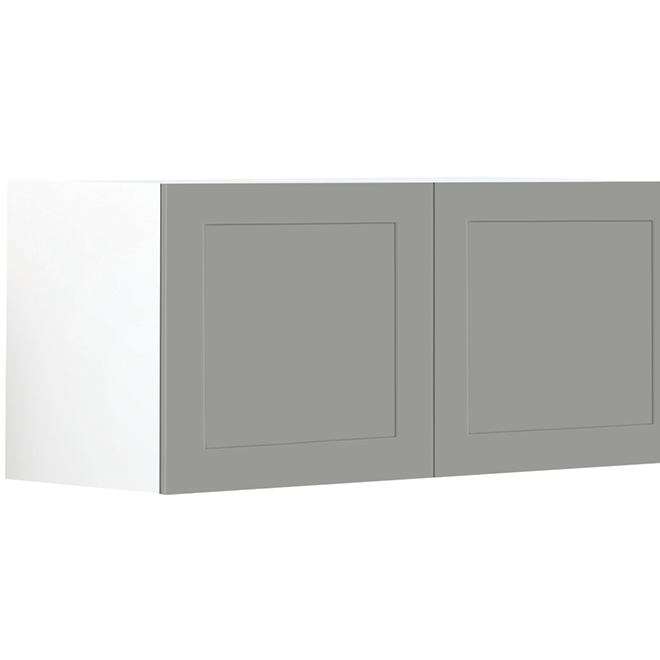 """Wall Cabinet - Eklipse Collection - Angelite - 35 7/8"""" x 15 1/8"""""""