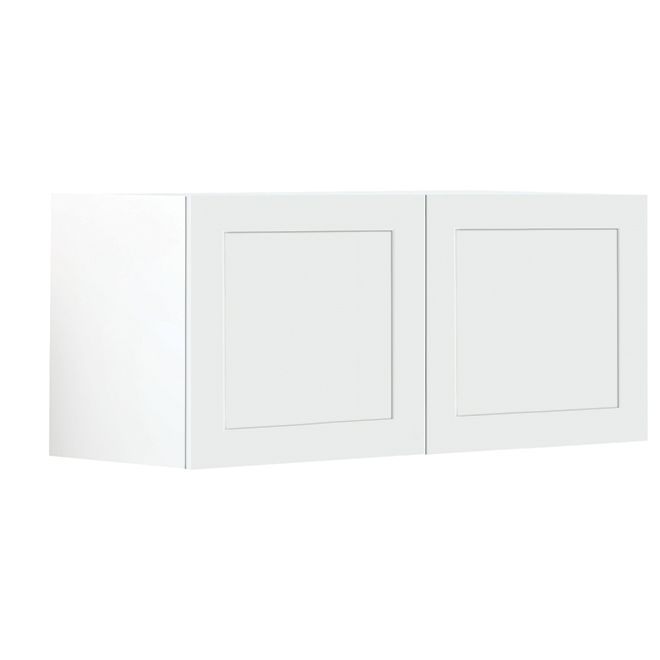 "Wall Cabinet - Eklipse Collection - Perle - 35 7/8"" x 15 1/8"""