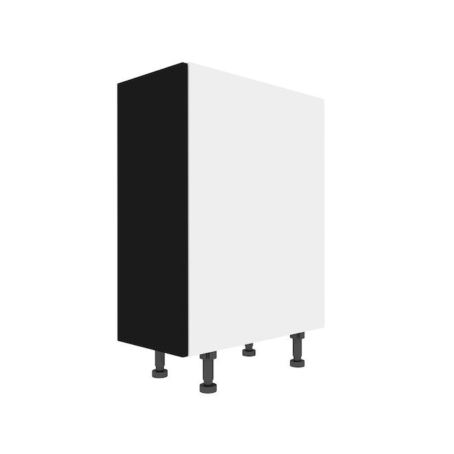 """Eklipse Base Cabinet - Onyx - 12"""" x 34 3/4"""""""