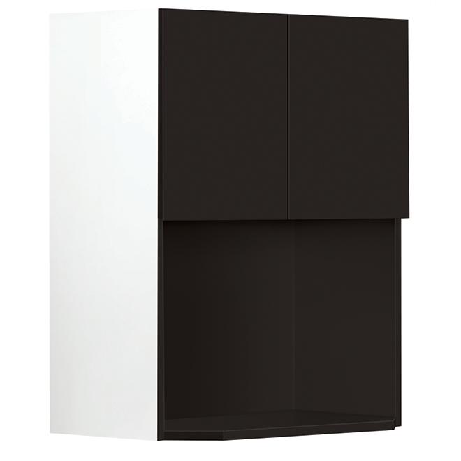 """Eklipse Microwave Cabinet - Onyx - 23 15/16"""" x 30 1/4"""""""