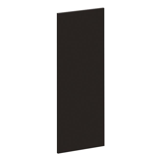 """Eklipse Pantry Finishing Panel - Onyx - 30 1/4"""" x 91 1/4"""""""