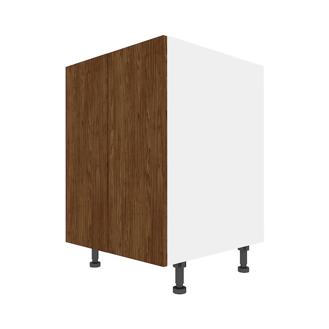 "Base Cabinet - Eklipse Collection - Saphir - 23 15/16"" x 34 3/4"""