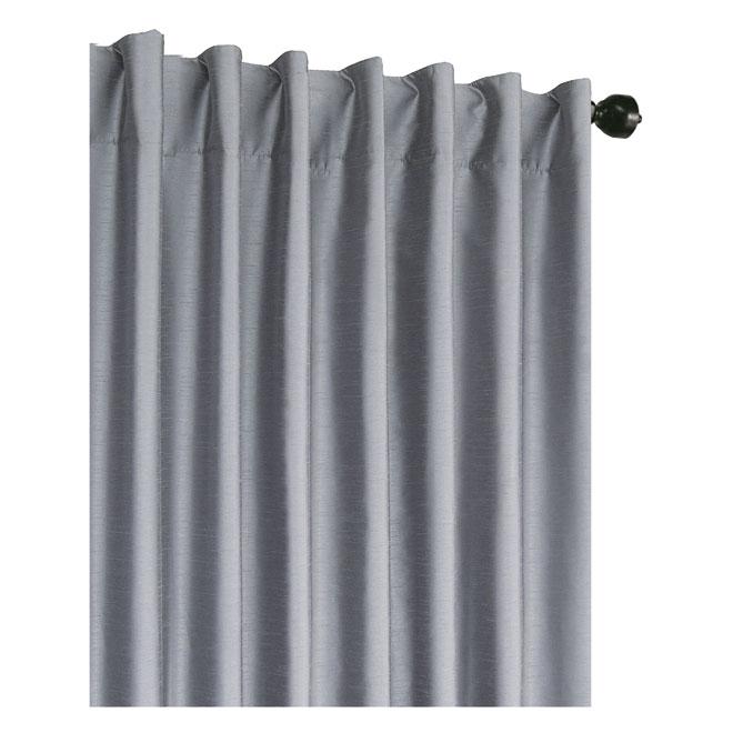Panneau à languettes inversées, gris