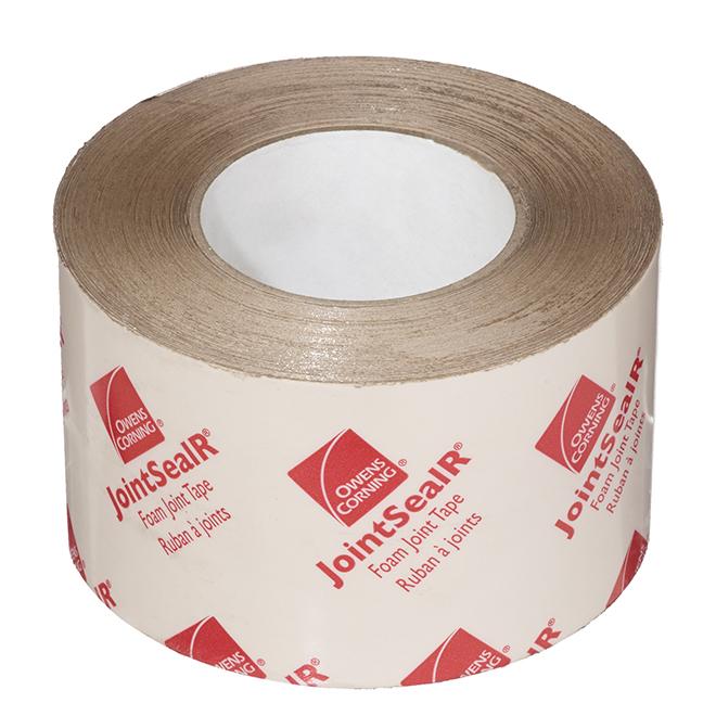 OWENS CORNING JointSealR Foam Joint Tape - 90' 653658 | RONA