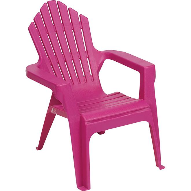 Chaise «Adirondack» pour enfant