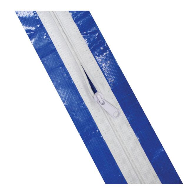 Fermeture éclair, 3'' x 7', paquet de 2