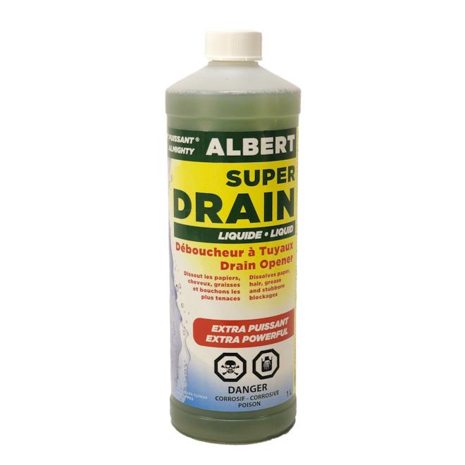 Debouchoir liquide «Super Drain»