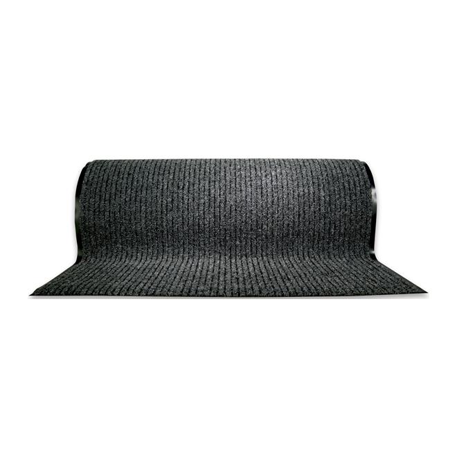 Multy Home Indoor/Outdoor Carpet Runner - 48 x 45' - Charcoal MT1004346