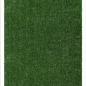 Tapis de gazon, 12' de largeur, vert