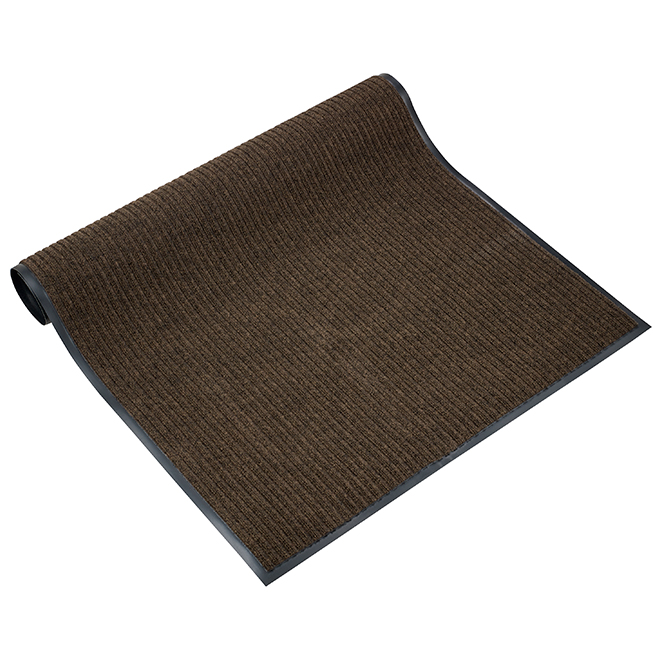 Commercial Mat - 3' X 4' - Polyester - Brown