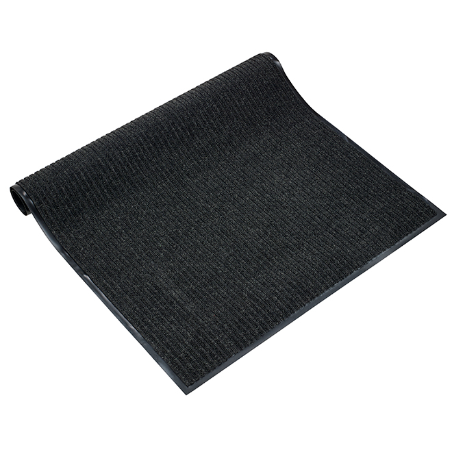 Commercial Mat - 3' X 4' - Polyester - Black
