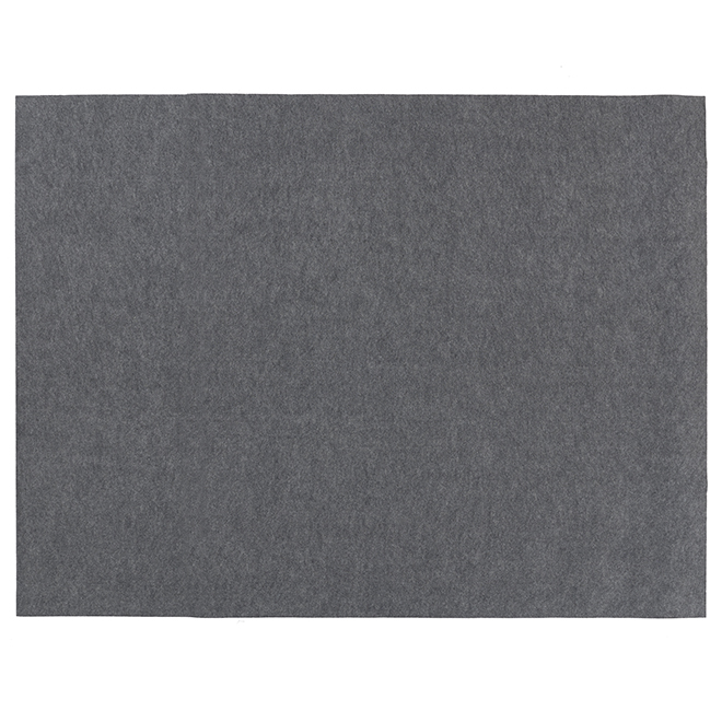 Indoor or Outdoor Rug - 6' X 8' - Ash Grey