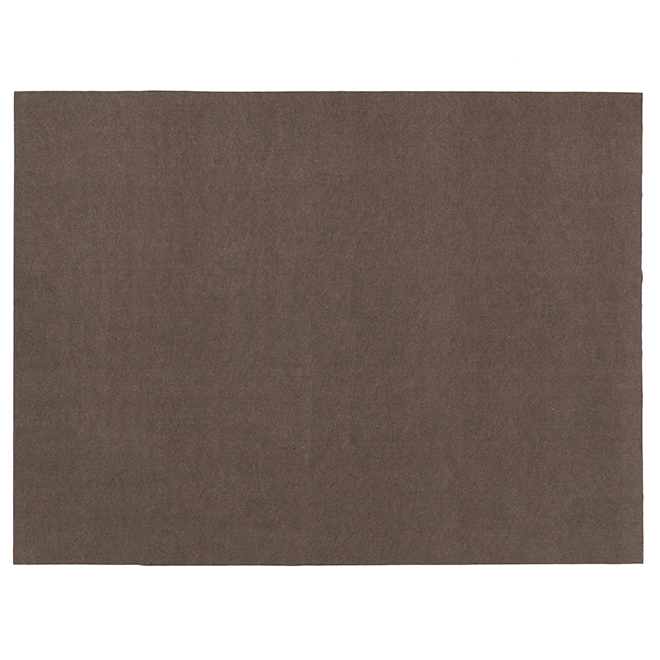 Indoor or Outdoor Rug - 6' X 8' - Brown