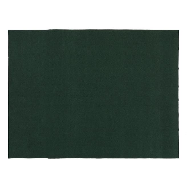Indoor or Outdoor Rug - 6' X 8' - Green