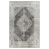 Multy Home Rockport Area Rug - Grey - 5' x 7'