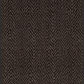 Runner ''Herrington'' - Polyester - 36'' x 35' - Brown