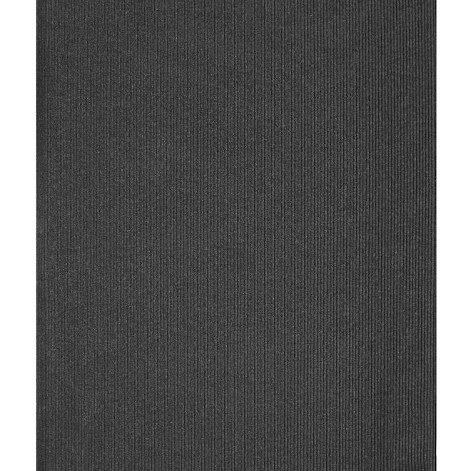 Multy Home(R) Commercial Rubber Runner 36-in x 50-ft - Black