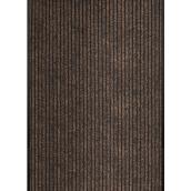 Tapis, Multy Home, Cutlass, polyester, 26'' x 45', brun