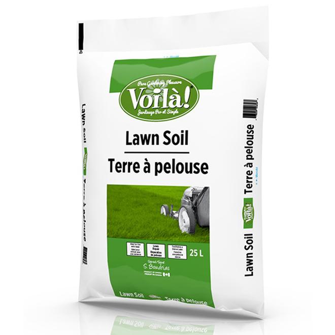 30-L Lawn soil