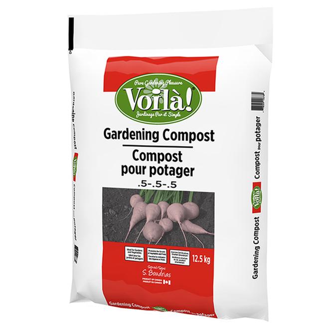 Compost d'os moulu 30 L