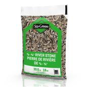 Pierre de rivières Sta-Green,  0,62 à 0,75 po, 39,6 lb