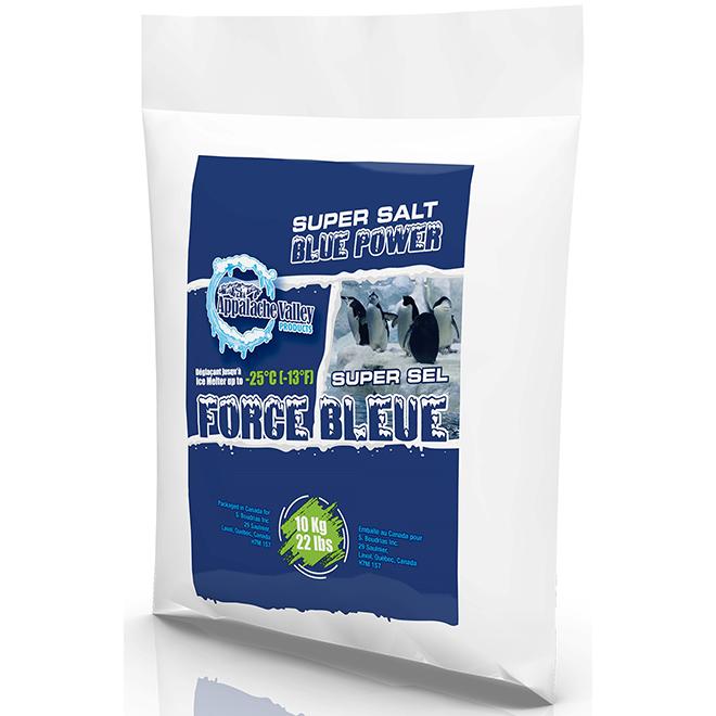 Blue Force Super Salt Ice Melter - Bag - 10 kg