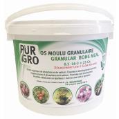 Os moulu granulaire PUR GRO 0,5-16-2, 3,5 kg