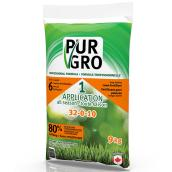 PUR GRO Lawn Fertilizer - 32-0-10 - 9 kg