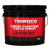 Ciment plastique de qualité professionnelle, 13,6 kg